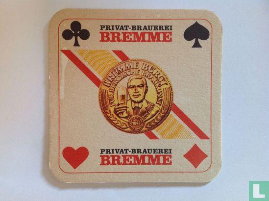 Germany - Privat-Brauerei Bremme