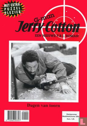 G-man Jerry Cotton 2504