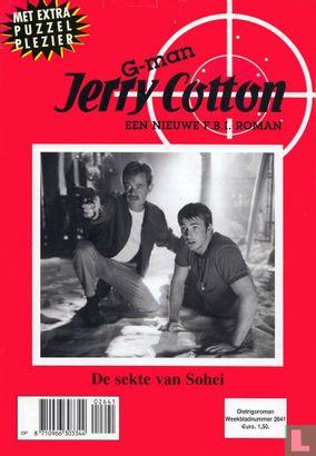 G-man Jerry Cotton 2641