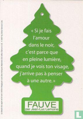 "Boomerang.be 02/556 44 90 - All rights reserved - 4221 - Wolubilis ""Fauve par Jean-Luc Lemoine"""