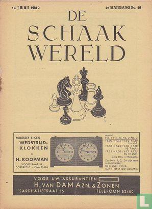 De Schaakwereld 42 - Image 1