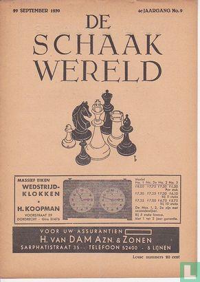 De Schaakwereld 9 - Image 1