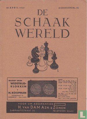 De Schaakwereld 38 - Afbeelding 1
