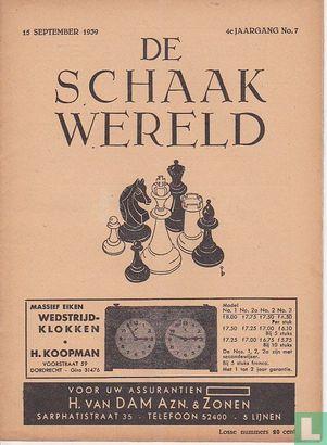 De Schaakwereld 7 - Afbeelding 1