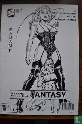 Madame in a world of Fantasy 23 3 - Image 1