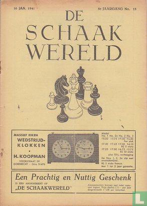 De Schaakwereld 13 - Image 1