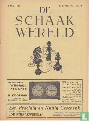De Schaakwereld 12 - Image 1