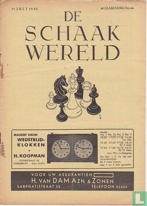 De Schaakwereld 44 - Image 1