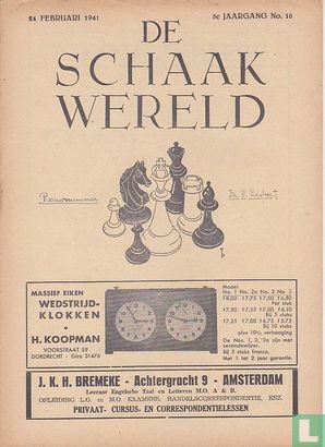De Schaakwereld 16 - Image 1