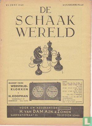 De Schaakwereld 43 - Image 1