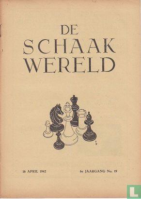 De Schaakwereld 19 - Image 1