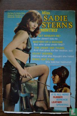 Miss Sadie Stern's 4 - Image 1