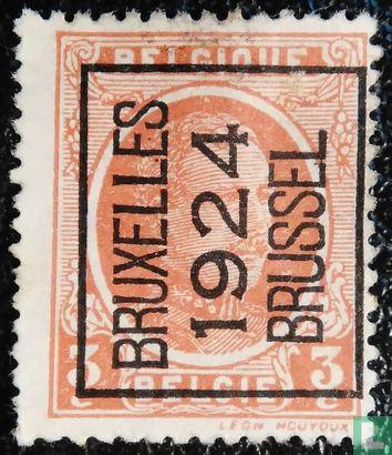 Belgique [BEL] - Roi Albert I (type Houyoux)
