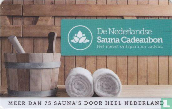 De Nederlandse Sauna Cadeaubon - Bild 1