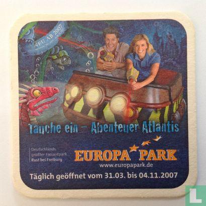 Duitsland - Europa*Park® - Tauche ein - Abenteuer Atlantis / Erdinger