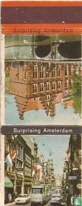 """""""Leidsestraat / Huis aan 3 grachten"""" - Image 1"""
