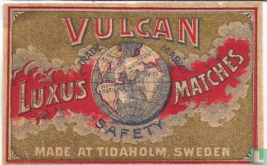 Vulcan - Luxus Matches