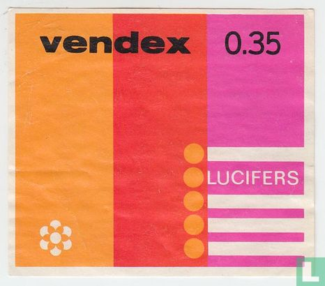 Vendex lucifers