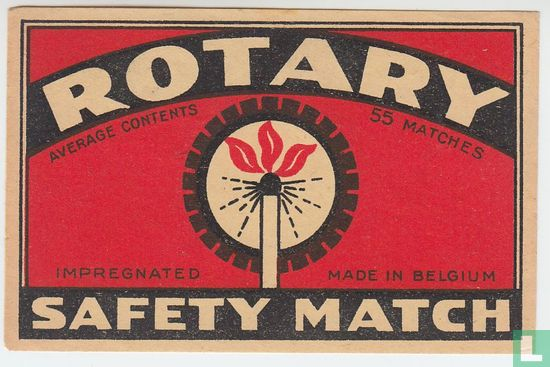 Rotary safety match  - Image 1