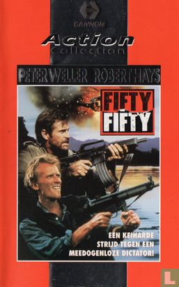 Bande vidéo VHS - Fifty Fifty