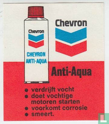 Chevron anti aqua  - Image 1