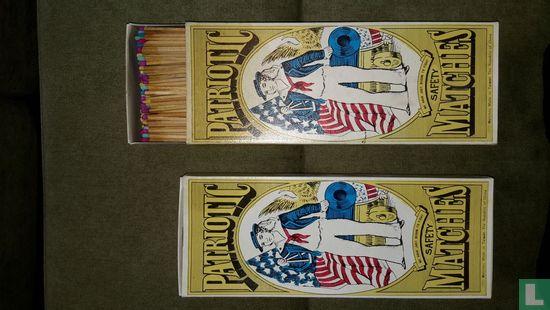 Patriotic Matches - Image 1