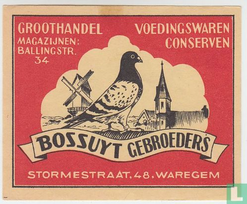 Bossuyt Gebroeders  - Afbeelding 1