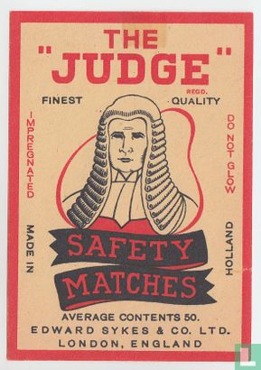 The Judge  - Image 1