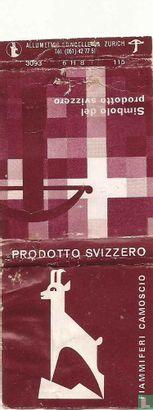 Simbolo del prodotto svizzero