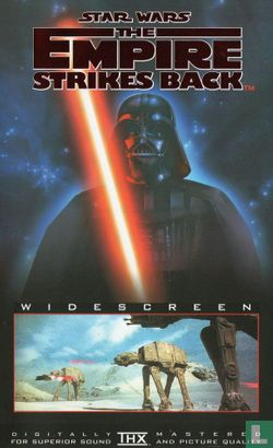 VHS videoband - The Empire Strikes Back