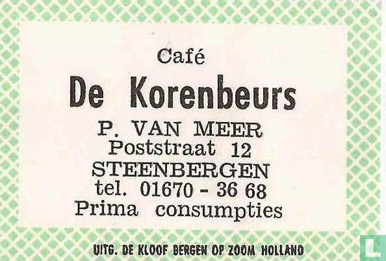 Café De Korenbeurs