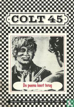 Colt 45 #1477 - Afbeelding 1