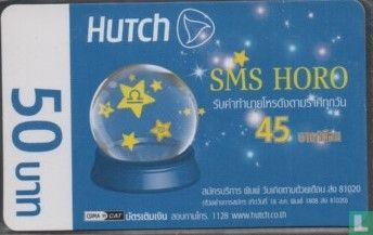 Hutch - SMS Horo