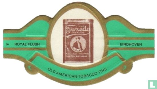 Royal Flush - Old American Tobacco Tins 8
