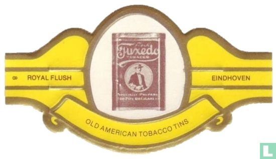 Royal Flush - Old American Tobacco Tins