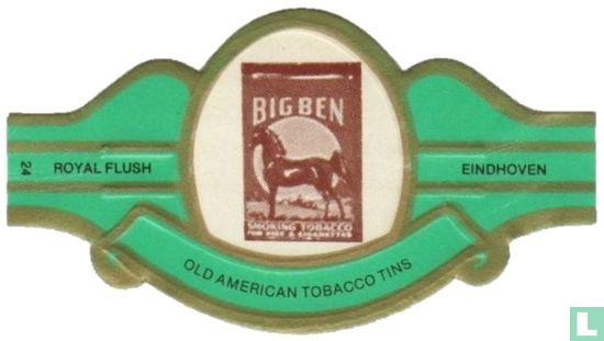 Royal Flush - Old American Tobacco Tins 24