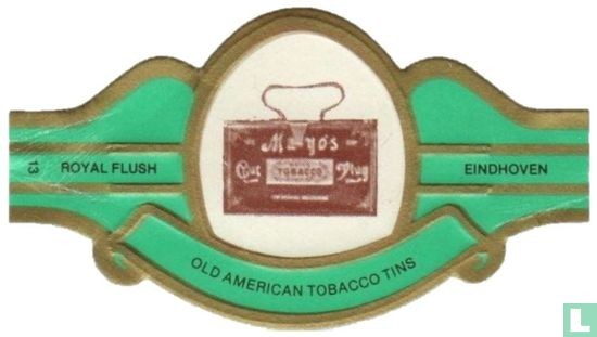 Royal Flush - Old American Tobacco Tins 13