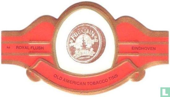 Royal Flush - Old American Tobacco Tins 2