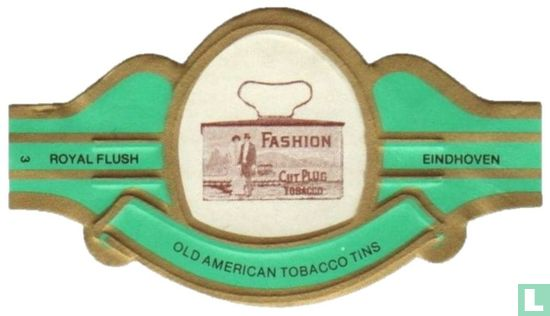 Royal Flush - Old American Tobacco Tins 3