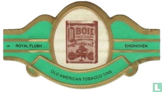 Royal Flush - Old American Tobacco Tins 5