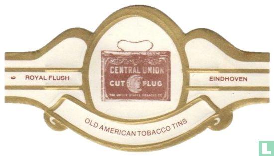 Royal Flush - Old American Tobacco Tins 9