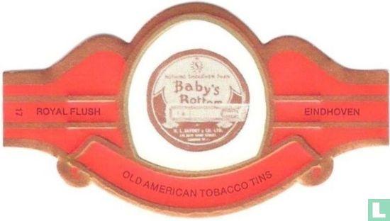Royal Flush - Old American Tobacco Tins 17