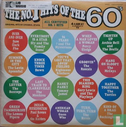 Diverse artiesten - The No. 1 Hits of the 60's