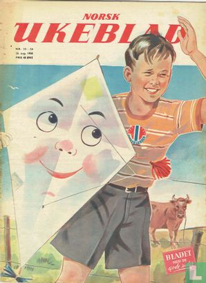 Norsk Ukeblad 35 /36 - Afbeelding 1