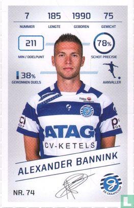 Plus - Alexander Bannink