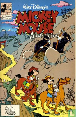 Mickey Mouse - Mickey Mouse Adventures 6