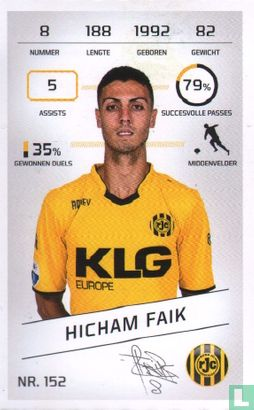 Plus - Hicham Faik