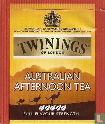 Twinings [r] of London - Australian Afternoon Tea