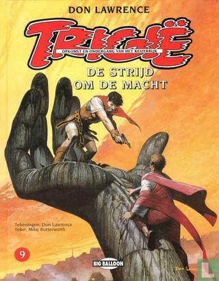 Trigan Empire, The - De strijd om de macht