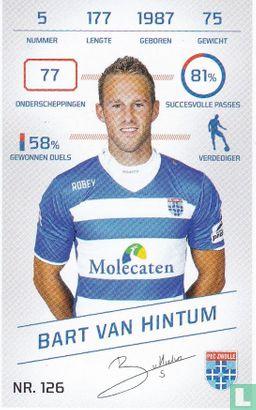 Plus - Bart van Hintum